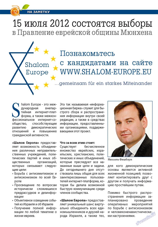 Апельсин (журнал). 2012 год, номер 36, стр. 12