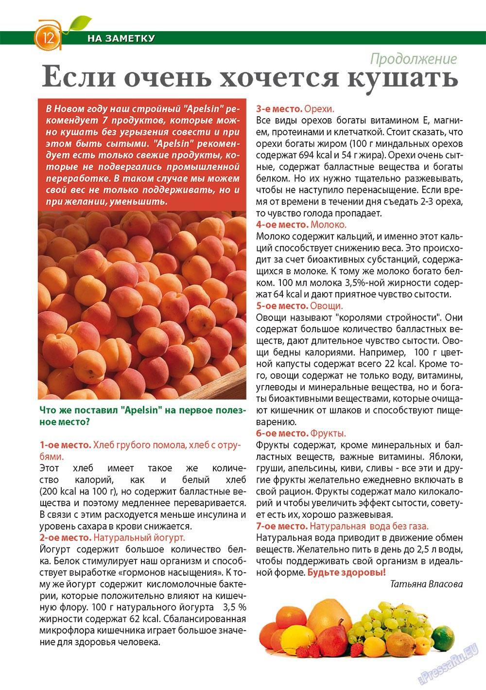 Апельсин (журнал). 2013 год, номер 42, стр. 10
