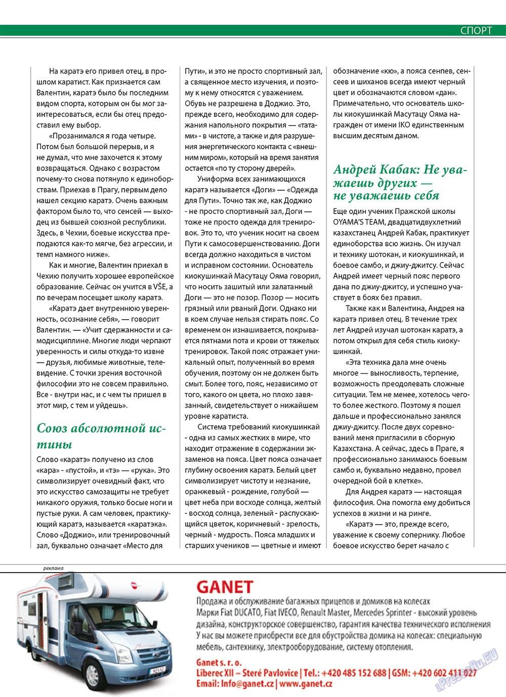 Артек (журнал). 2010 год, номер 5, стр. 31