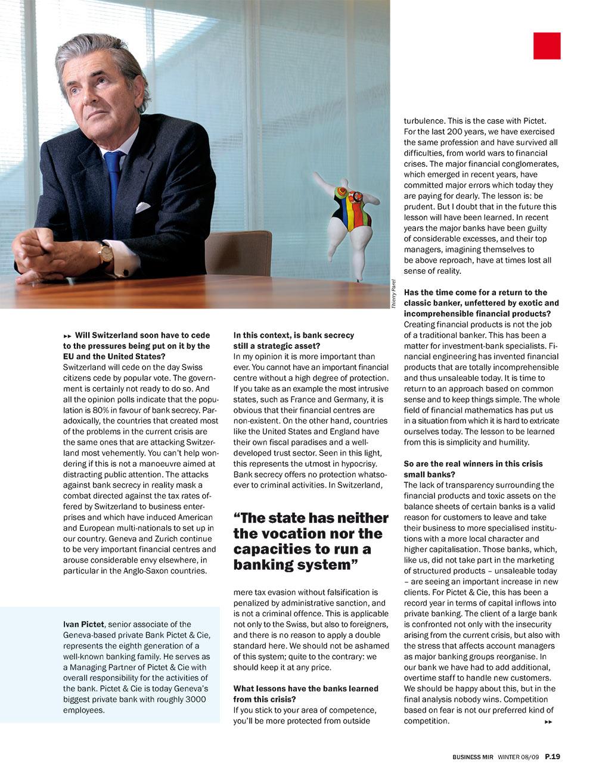 Бизнес мир (журнал). 2008 год, номер 4, стр. 21