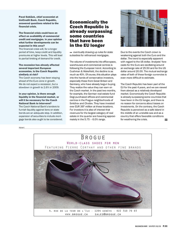 Бизнес мир (журнал). 2008 год, номер 4, стр. 34