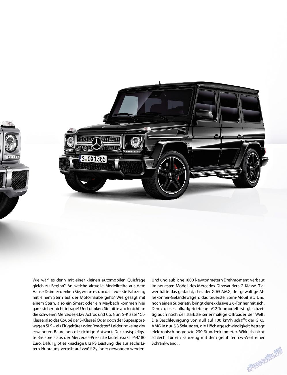 Клан (журнал). 2012 год, номер 3, стр. 13
