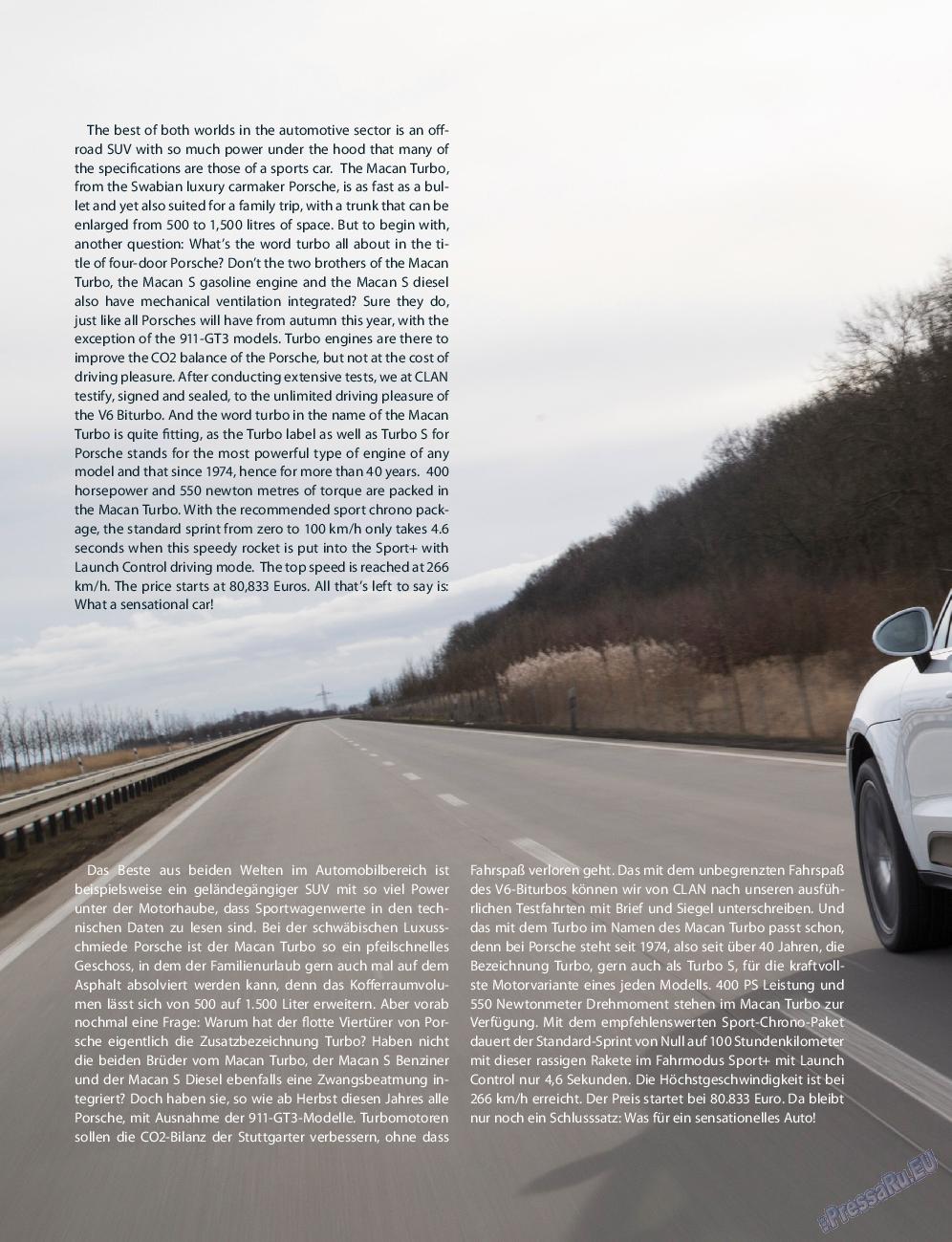 Клан (журнал). 2015 год, номер 8, стр. 86