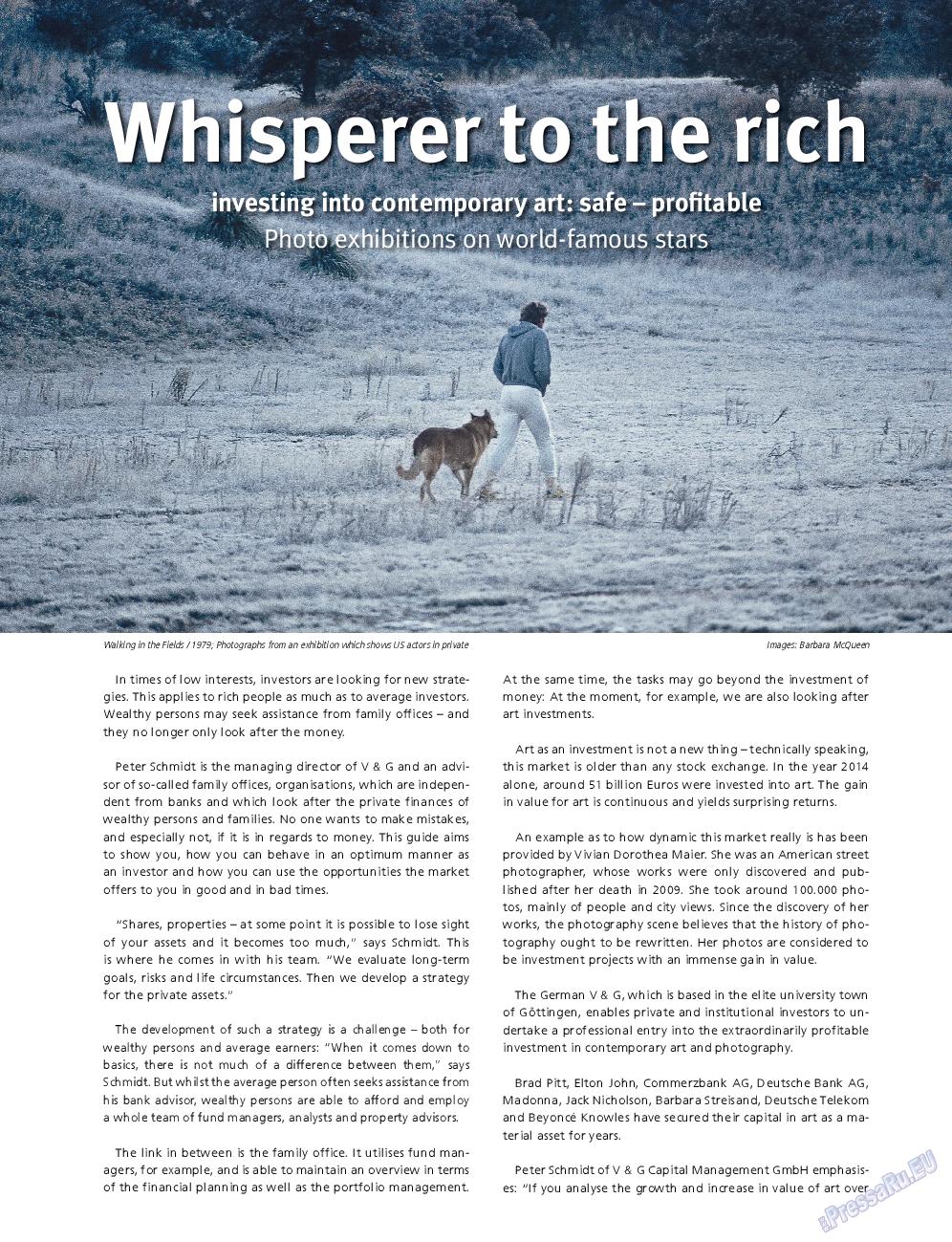 Клан (журнал). 2015 год, номер 9, стр. 176