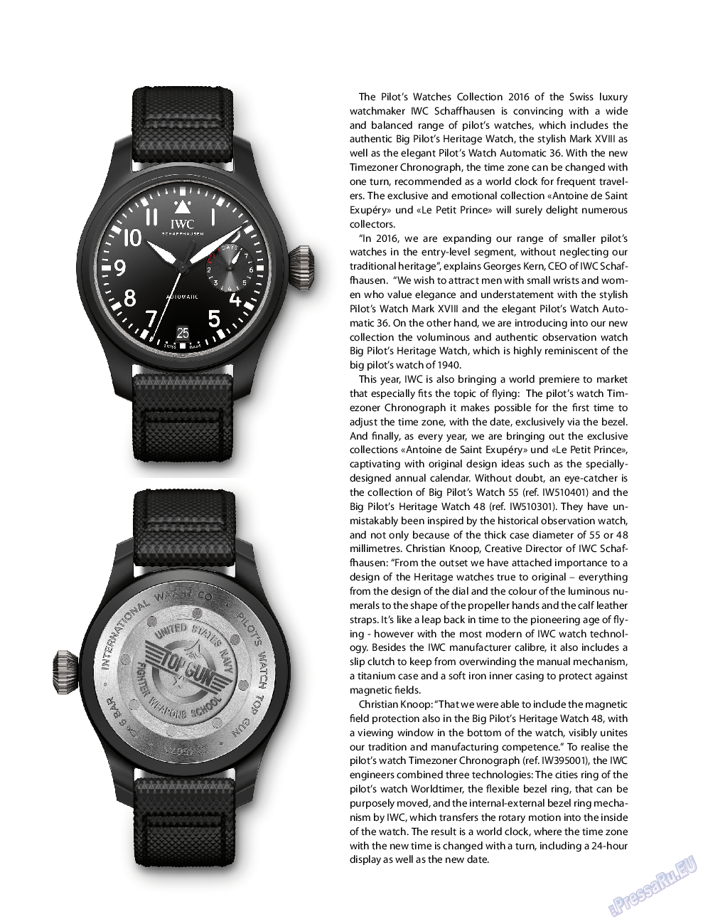 Клан (журнал). 2016 год, номер 10, стр. 130