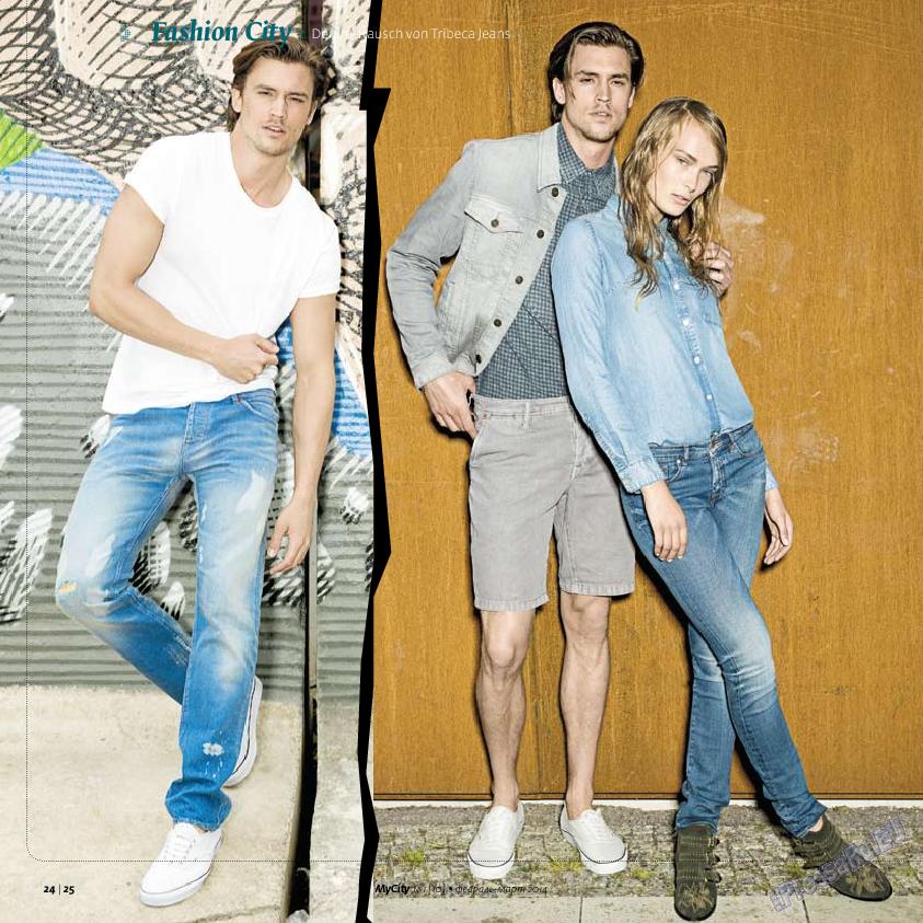 My City Frankfurt am Main (журнал). 2014 год, номер 1, стр. 24