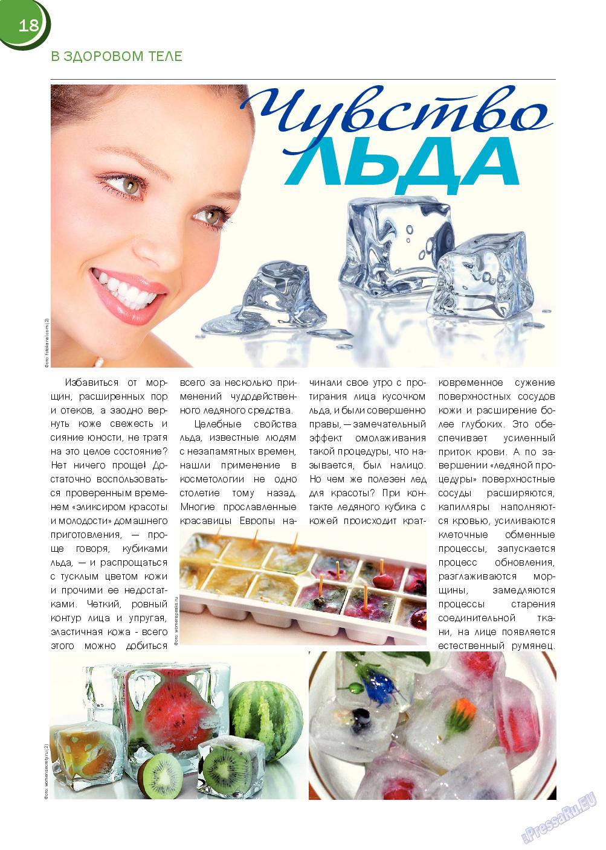 Русский Баден-Вюртемберг (журнал). 2014 год, номер 44, стр. 18