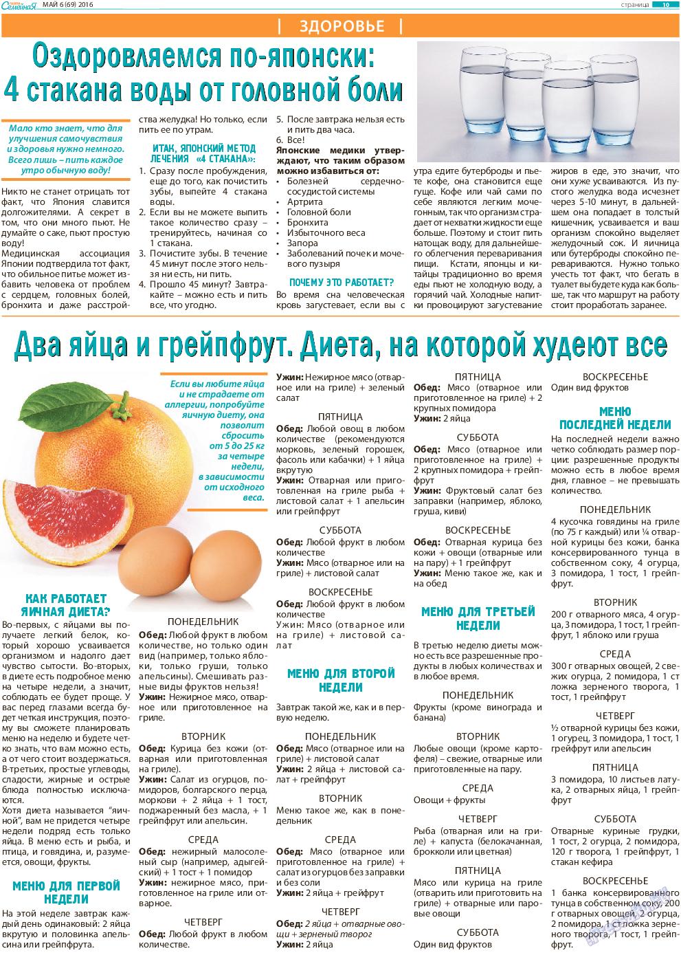 Белково грейпфрутовая диета 7 дней