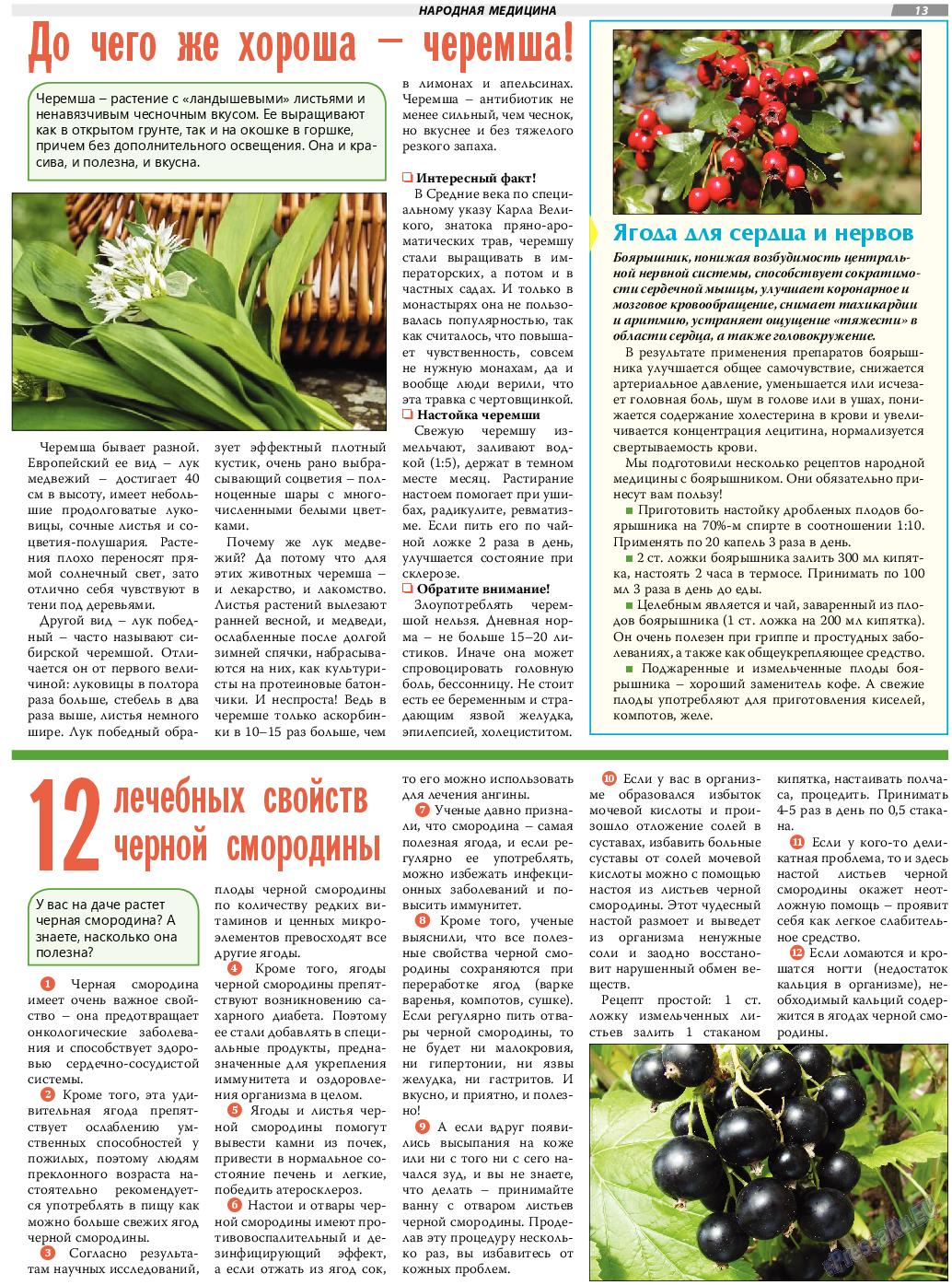 TVrus (газета). 2020 год, номер 13, стр. 13